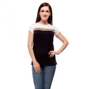 Peptrends White and Black Top-0