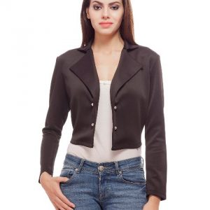 Peptrends Semi-Formal Black blazer-0