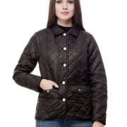 Peptrends Quilted Black Jacket-4295