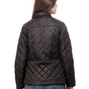 Peptrends Quilted Black Jacket-4297