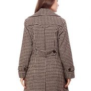 Peptrends Black and White Coat-4275